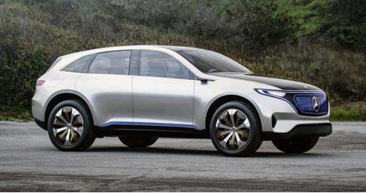 奔驰EQC将于明年春季投产 确保电池产能