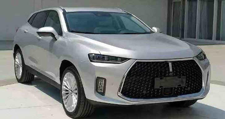 WEY P8 GT将于广州车展亮相 采用插电混动系统/GT车身造型