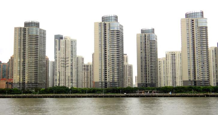 上海新房库存承压 二手房成交量处近6年低位