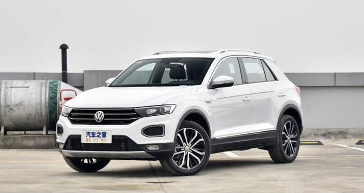 售15.78万元 T-ROC探歌新增车型上市