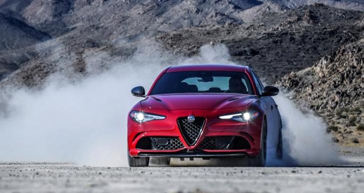 售97.98万 Giulia四叶草高性能版上市