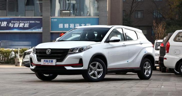 配置提升 风光500 1.5T车型将于2月上市